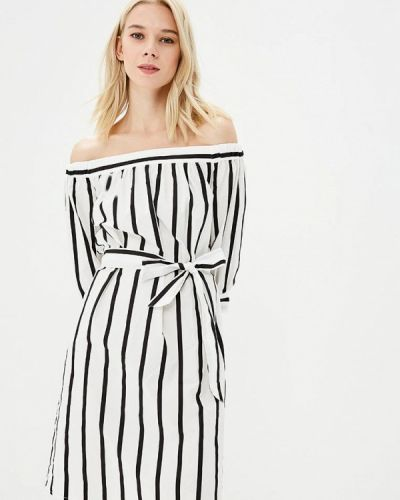 Белое платье Selected Femme