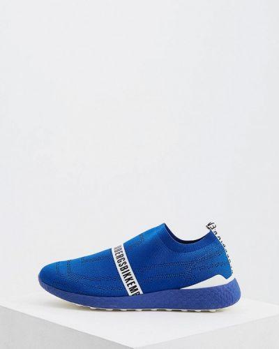 Кроссовки низкие синий Bikkembergs