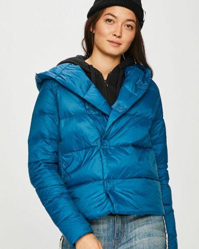 Утепленная куртка с капюшоном укороченная Silvian Heach