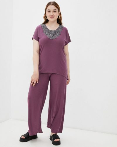 Фиолетовый костюм Prewoman