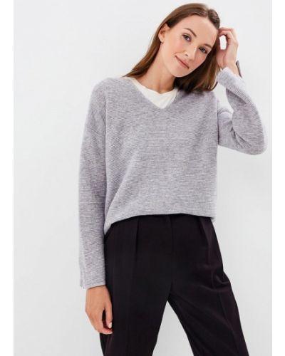 Серый пуловер 2018 United Colors Of Benetton