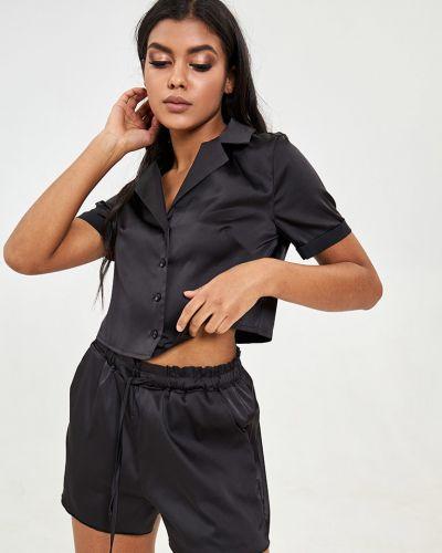 Рубашка - черная Katarina Ivanenko