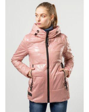 Куртка из полиэстера - розовая Grace