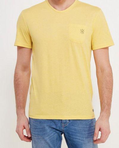Желтая футболка Tom Tailor