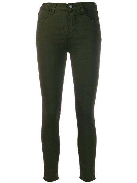 Spodnie z kieszeniami z paskiem J-brand