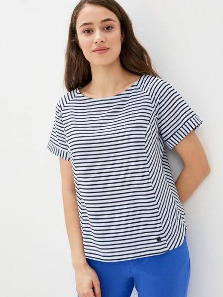 Синяя рубашка Helly Hansen