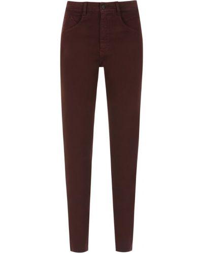 Зауженные джинсы - красные Mara Mac
