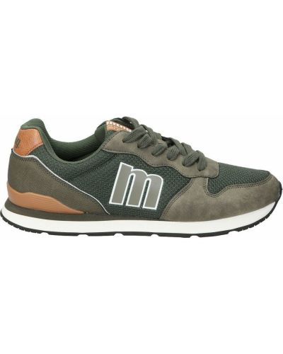 Zielone sneakersy Mtng