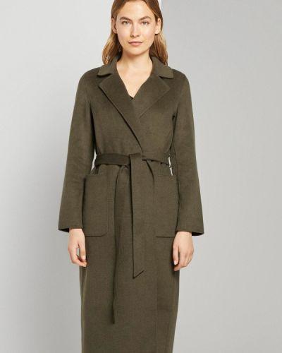 Зеленое пальто Tom Tailor