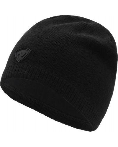 Вязаная шапка - черная Northland