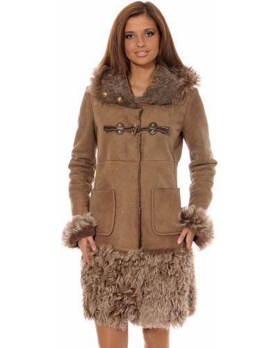 Пальто с капюшоном Mor`a