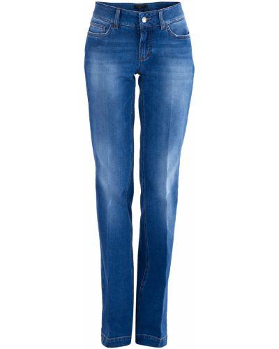 Расклешенные джинсы на пуговицах с карманами Dolce&gabbana