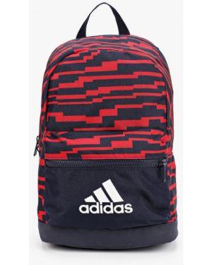 Рюкзак черный текстильный Adidas
