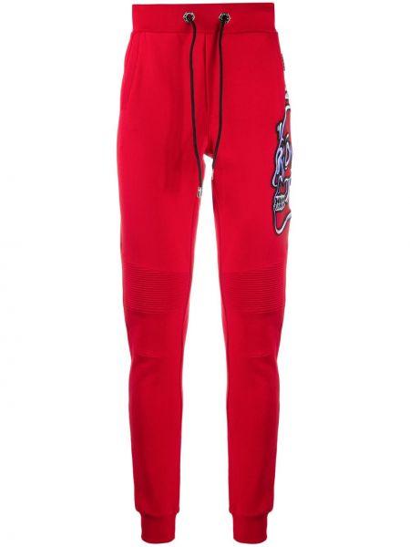 Spodnie z kieszeniami Philipp Plein