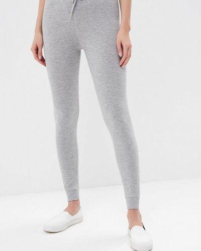 Серые спортивные брюки Topshop