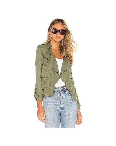 Куртка на пуговицах с карманами Bb Dakota