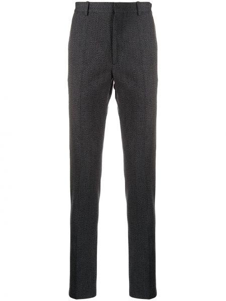 Желтые деловые брюки Jil Sander Pre-owned