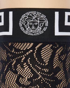Колготки эластичные Versace