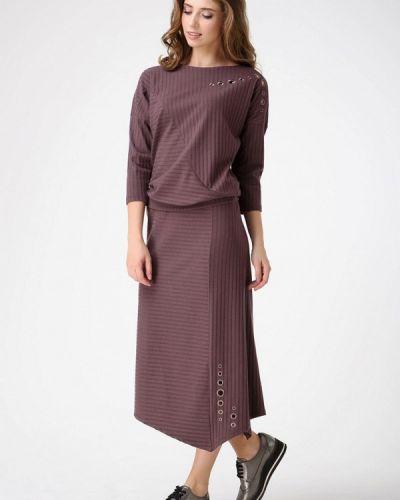 Повседневное платье осеннее Ricamare