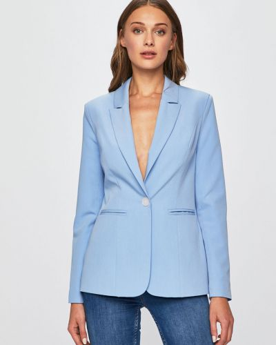 Классический пиджак прямой с карманами Answear