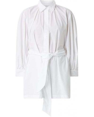 Bluzka z długimi rękawami z paskiem bawełniana Oh April