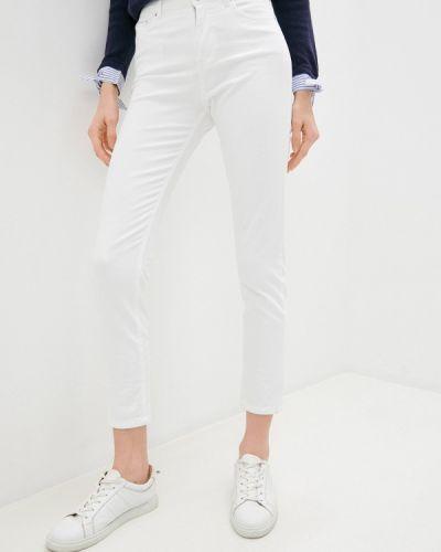 Белые джинсы-скинни узкого кроя Gerard Darel