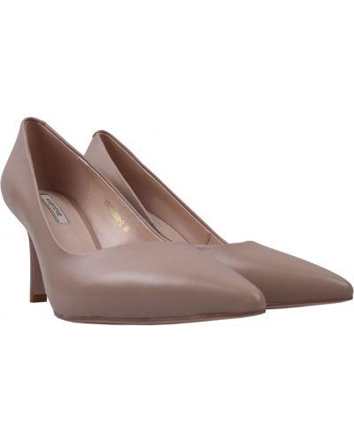Кожаные туфли Anemone
