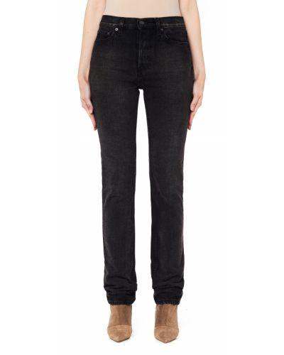 Джинсовые прямые джинсы - коричневые Yeezy