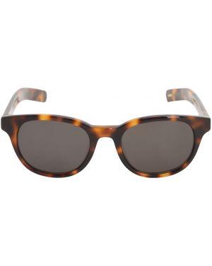 Okulary przeciwsłoneczne dla wzroku okrągły szkło Flatlist Eyewear