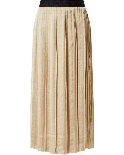 Długa spódnica - beżowa Dkny