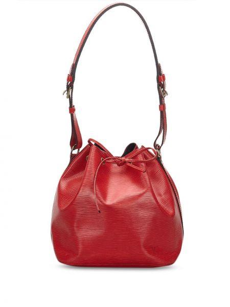 Кожаная сумка на плечо каркасная Louis Vuitton