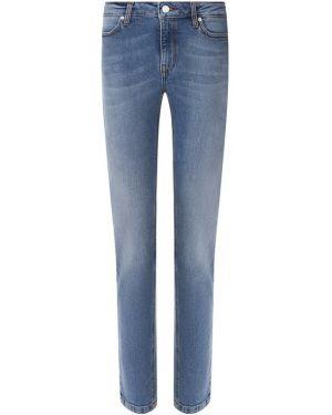 Хлопковые джинсы - голубые Escada Sport