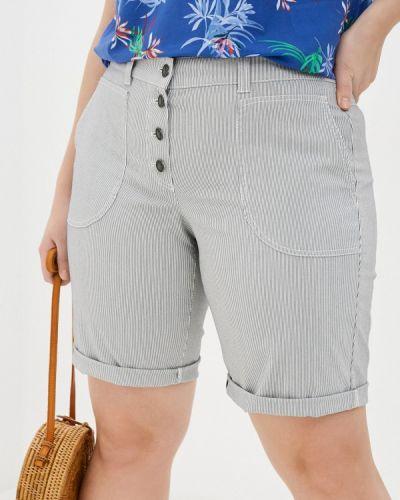 Повседневные серые шорты Gerry Weber