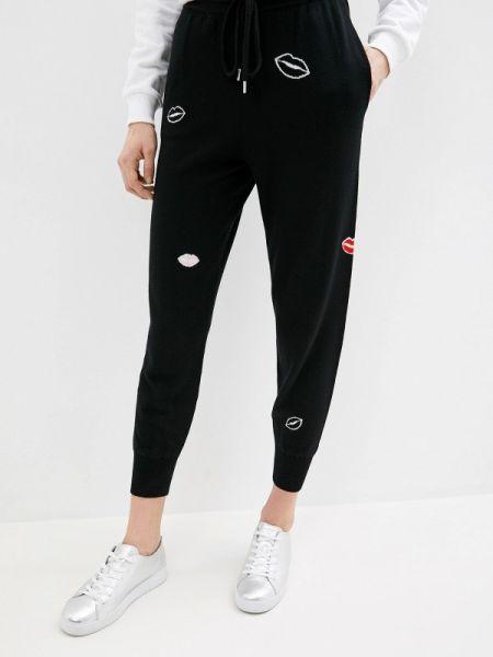 Классические брюки весенний черные Markus Lupfer