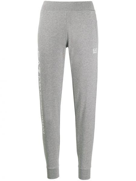 Спортивные брюки с поясом Ea7 Emporio Armani