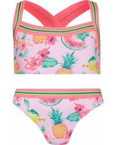 Розовый купальник Sunuva