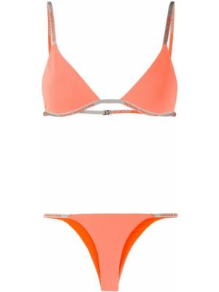 Оранжевые бикини Heron Preston