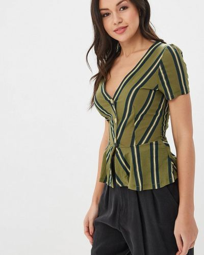 Блузка с коротким рукавом Springfield