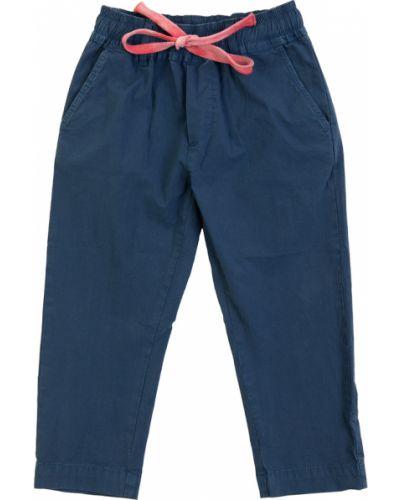 Spodnie - niebieskie Please