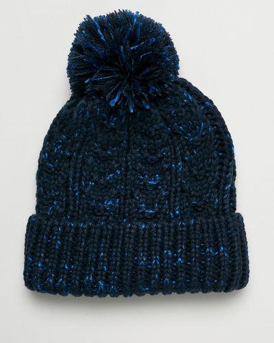 Зимняя шапка с помпоном трикотажная Name It