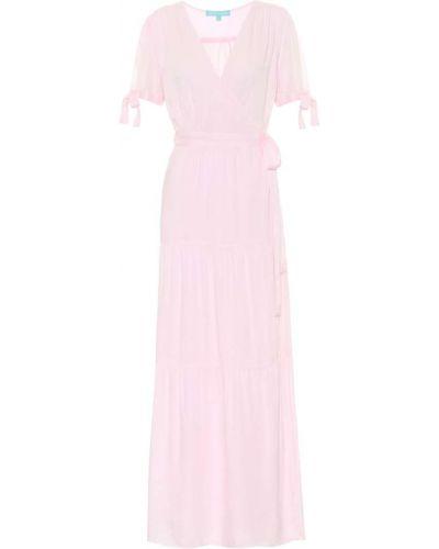 Розовое платье Melissa Odabash