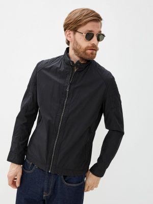 Облегченная черная куртка Strellson