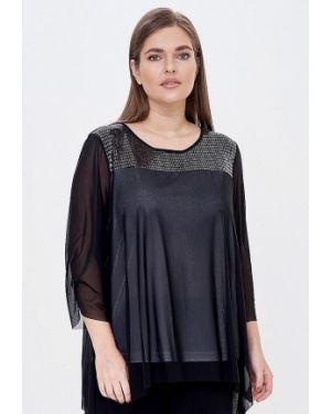 Блузка - черная Lina