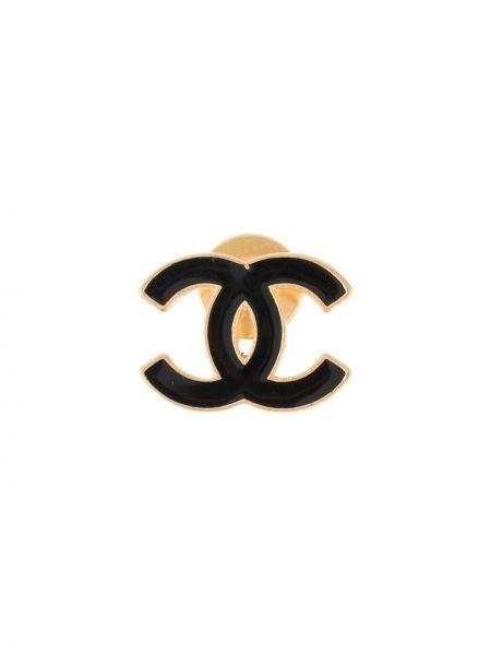 Broszka ze złota metal Chanel Pre-owned