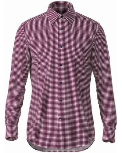Różowa koszula Hugo Boss