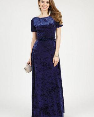 Вечернее платье - синее Olivegrey