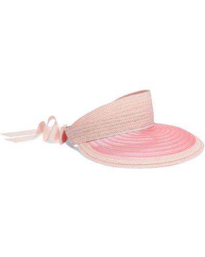 Козырек - розовый Eugenia Kim