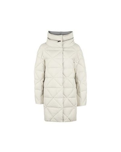 Белая куртка Diego M