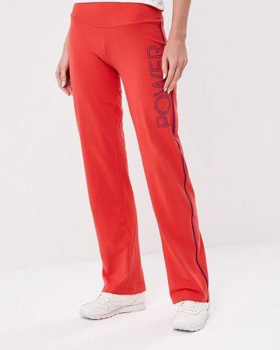 Красные спортивные брюки Piazza Italia