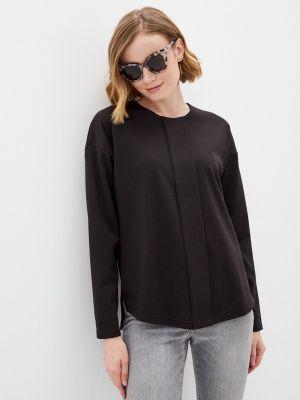 Коричневая блузка с длинными рукавами Rivadu